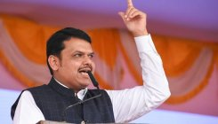 Drought will be history after water grid: Fadnavis