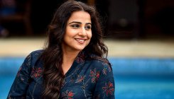 Vidya Balan lauds BMC for keeping city clean
