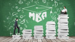 Careers after an MBA degree