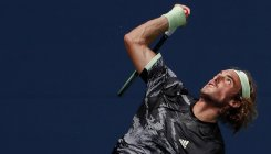 Tsitsipas accuses US Open umpire of bias