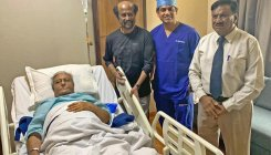 Rajinikanth's visit lures thousands to Apollo Hospital