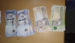 Passenger arrested with Rs 3.54L in foreign currencies