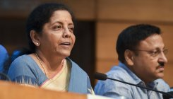 FM Sitharaman announces merger of 10 PSBs to 4 entities