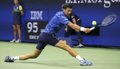 Heckler helps almost pain-free Djokovic to US Open win