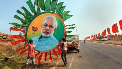 BJP looks to present itself as viable force in South
