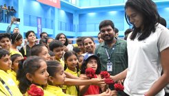 Sindhu overwhelmed by reception