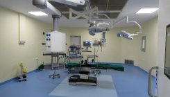 Robotic arms take strides in operation theatres