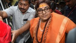 BJP pulls up Sadhvi Pragya over marak shakti remark