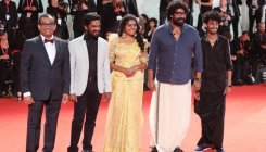Indian actor rocks in 'panche' at Venice film festival