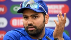 Rohit4Rhinos: Rohit Sharma bats for rhino conservation