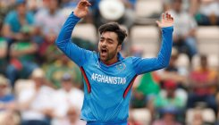 Rashid 'excited' to lead Afghans in Bangladesh Test