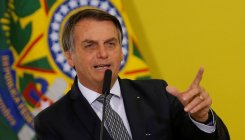 Brazil president will make video call to Amazon summit