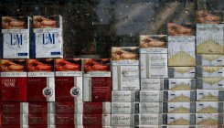 Foreign cigs worth Rs 54L seized