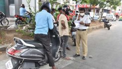 Double penalty for traffic cops if they break new rules