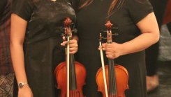 Viola sisters grab eyeballs on international platform