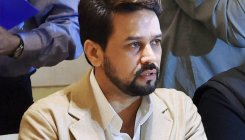 MoS Finance Anurag Thakur heckled at ACMA event