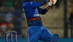 Rashid steers Afghanistan to 342, Bangladesh 1 for 1
