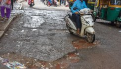 BBMP's new approach to potholes: Stop counting