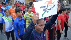 'Fit India', a welcome call