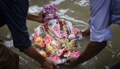 Six drown after immersing an idol of Lord Ganesh