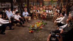An indigenous debate on how to save the lands of Amazon