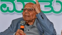 Country has lost a exceptional lawyer: PM on Jethmalani