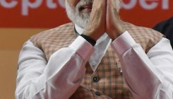India to raise target for restoring degraded land: PM
