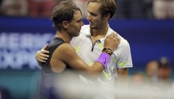 I fought like hell, says US Open runner-up Medvedev