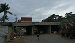 Underpasses along NICE Road turn into garbage dumps