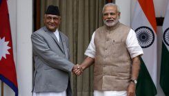PM, Oli jointly inaugurates cross-border oil pipeline