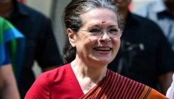Sonia's to head first meet after returning as Cong prez