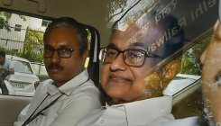 Chidambaram expresses concern over state of economy