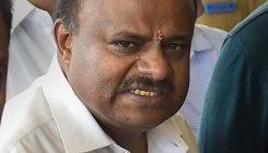 Modi's presence brought bad luck to ISRO: Kumaraswamy