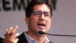 Shah Faesal withdraws plea challenging his detention