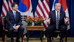 S.Korea's Moon, Trump expected to meet at U.N.