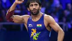 All eyes on Bajrang, Vinesh at World Championships