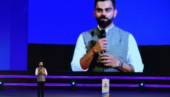 Kohli turns nostalgic; DDCA unveils a stand in his name