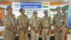 5 Indian women police officers honoured by UN