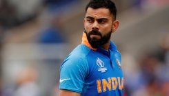 A lesson for me: Kohli on tweet about Dhoni