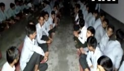 350 pupils, 50 teachers rescued from Chittorgarh school