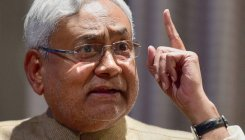 With new poll symbol, Nitish to fight BJP in Jharkhand