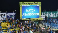India vs South Africa: 1st T20I abandoned due to rain
