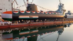 Navy's 2nd Scorpene-class submarine to be commissioned