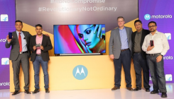 Motorola unveils Android TVs, Moto E6 Plus in India