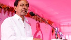Telangana to enact own law for traffic violation: CM