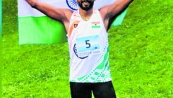 Belagavi man reaps rich rewards at World Rlys Athletics