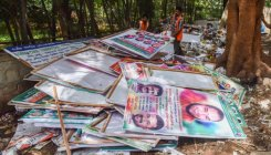 Erecting banners a perennial problem in Tamil Nadu