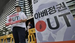 South Korea drops Japan from 'white list' in trade row