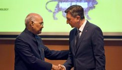 'India to enhance economic relations with Slovenia'