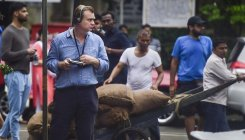 Nolan takes to Mumbai streets for action epic 'Tenet'